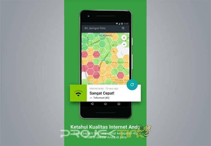 Aplikasi 4G only