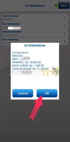 Cara Beli Pulsa Lewat Mobile Banking BCA