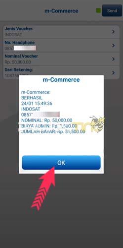 Cara Beli Pulsa Via Mobile Banking BCA