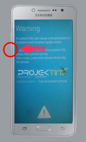 Cara Mengatasi Tombol Power Samsung Rusak
