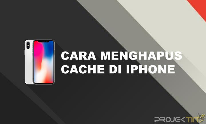 Cara Menghapus Cache di Hp iPhone