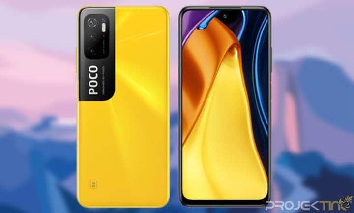 Gambar Xiaomi Poco M3 Pro 5G