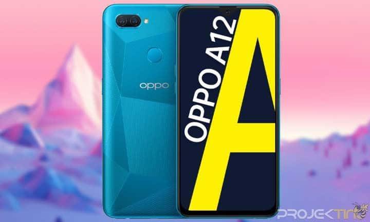 Harga Oppo A12