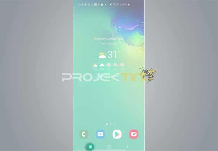 Split Screen Samsung