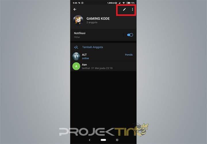 Cara Aktifkan Mode Lambat di Telegram