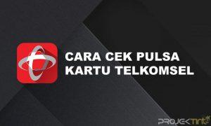 Cara Cek Pulsa Telkomsel