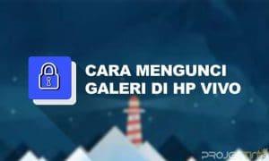 Cara Mengunci Galeri di HP Vivo Tanpa Aplikasi