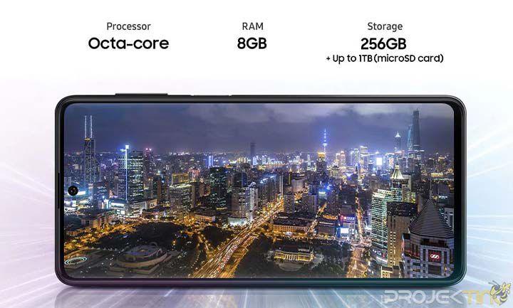 Gambar Samsung M62