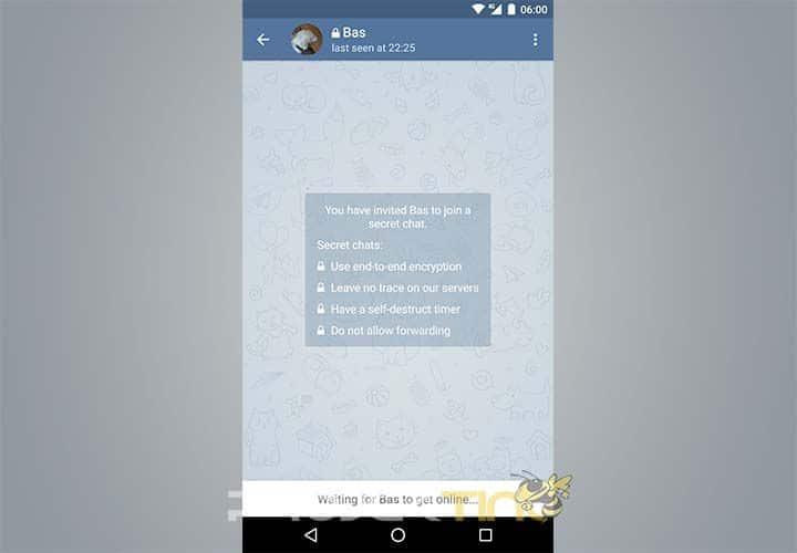 Secret Chat Telegram Terbaru