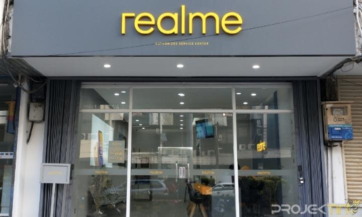 Service Center Realme