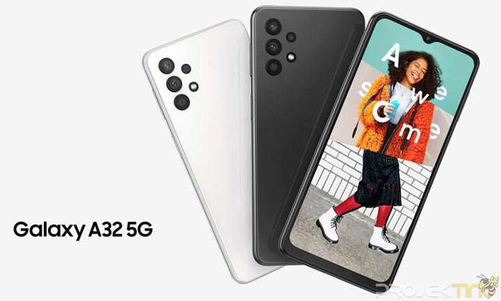 Spesifikasi Samsung A32 5G