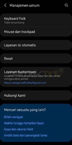 Cara Mengatasi WiFi Samsung Rusak