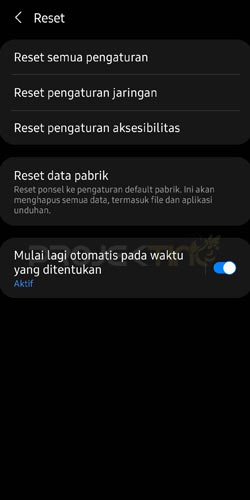 Cara Mengatasi WiFi Samsung