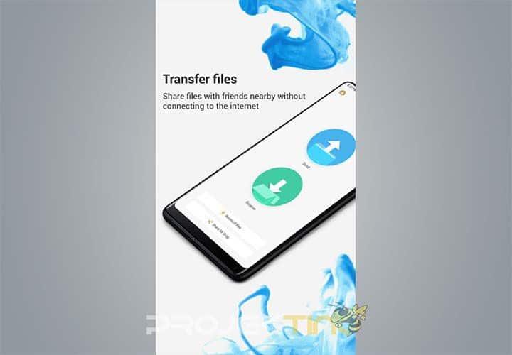 Mengirim Aplikasi Dari Bluetooth