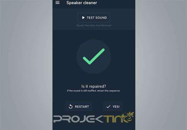 Speaker Cleaner