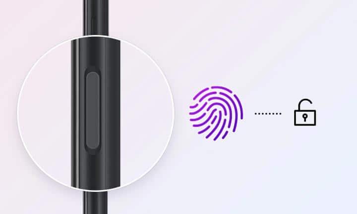 Fingerprint  Samsung