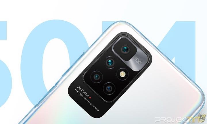 Kamera Redmi Note 10