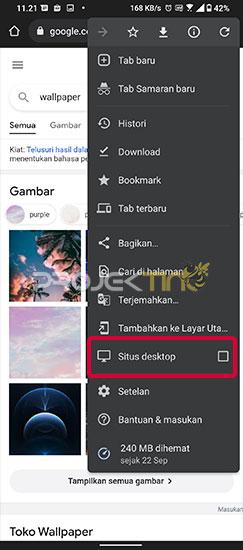 Cara Download Gambar Agar Tidak Pecah