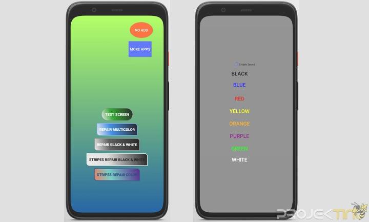 Cara Mengatasi Shadow di Hp Samsung