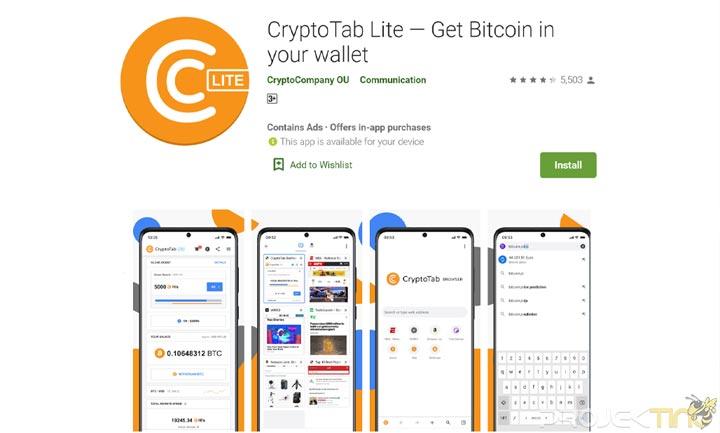 Cara Mining BTC Gratis Android