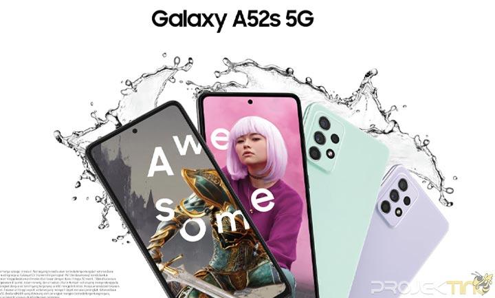 Harga Samsung A52s 5G