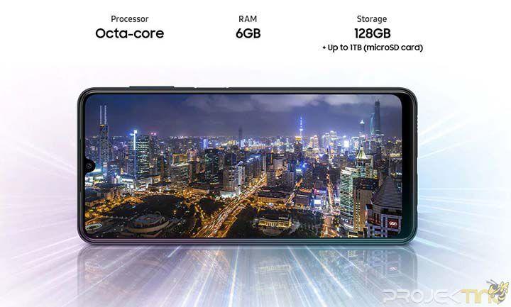 Kelebihan Samsung M22