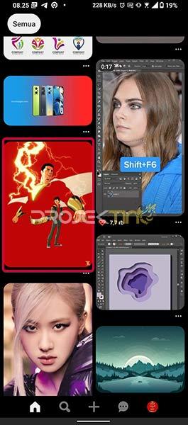 Cara Menyimpan Foto Dari Pinterest Android Ke Galeri